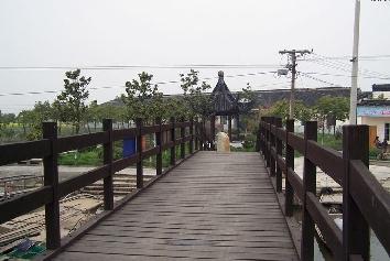 阳澄湖边的小桥64